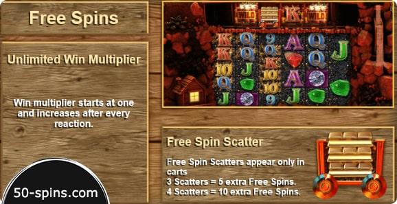 Free Bonanza Slots