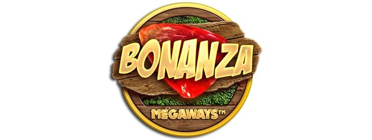 Bonanza slot machine logo. ns
