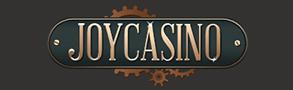 Joycasino logo.