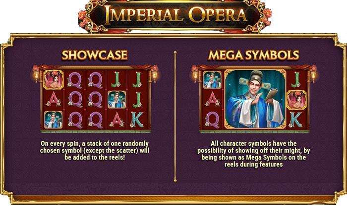 Imperial Opera slot.