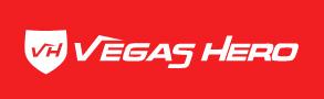 VegasHero casino logo.