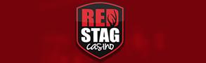 Redstag casino logo.
