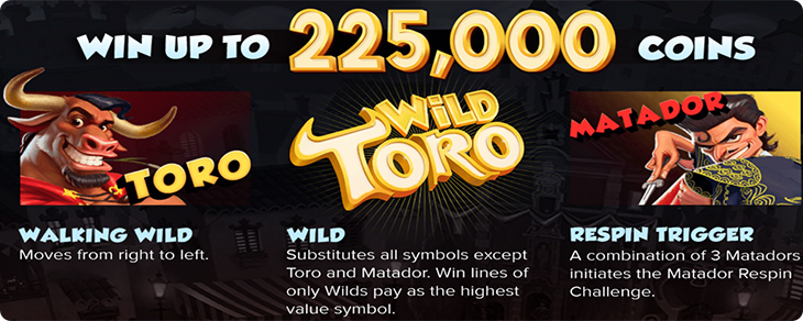 How to win in Wild Toro online slot.