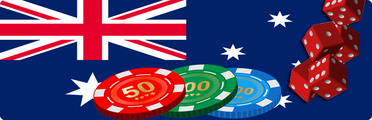 Casino games in Australia.