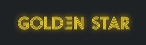 Golden Star Casino Logo.