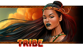Indian girl in Tribe slot.