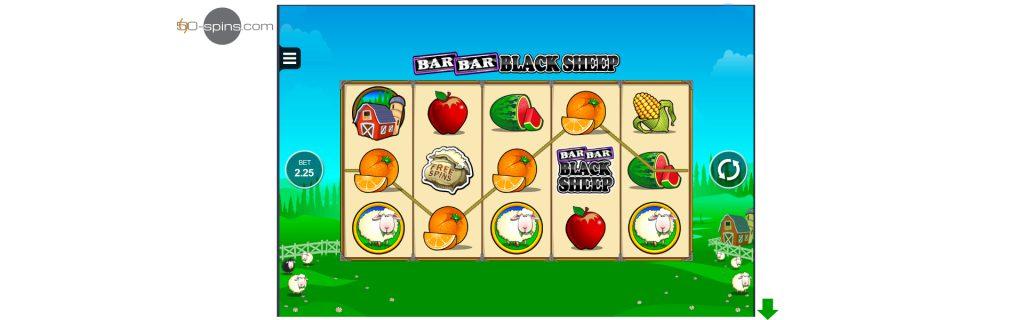 Bar Bar Black Sheep Slot.