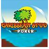 Caribbean stud poker slot machines logo.