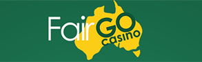 Fair Go Casino logo.