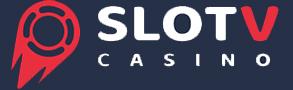 SlotV online casino logo.