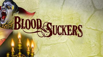 Blood Suckers slot game.