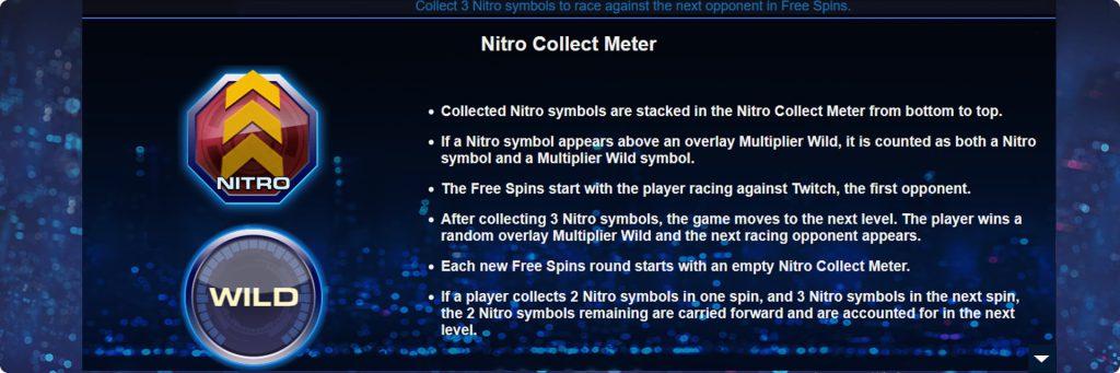 Drive slot machines nitro.