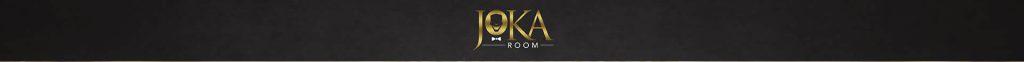 Jokaroom Casino logo.
