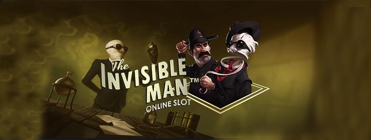 Invisible Man Slot Review.