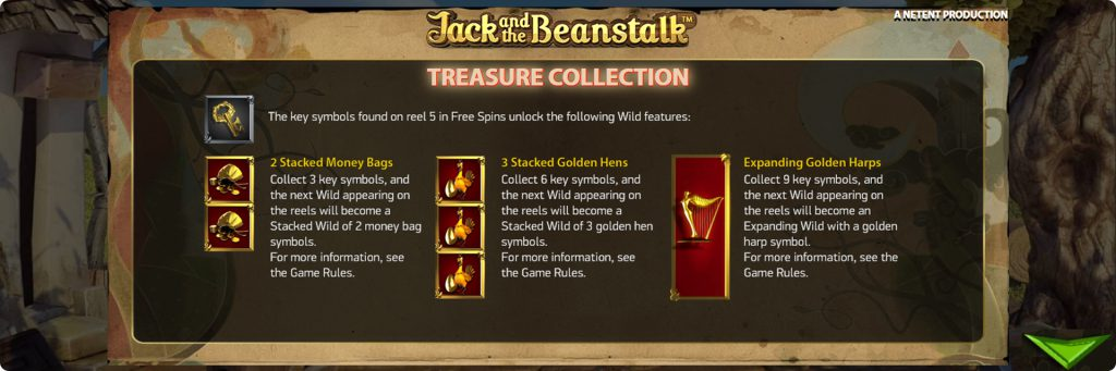 Jack and the Beanstalk Slot free.