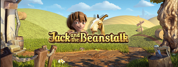 Jack and the Beanstalk slot.