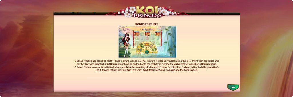 Koi Princess slot review.