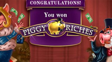 Piggy Riches slot.