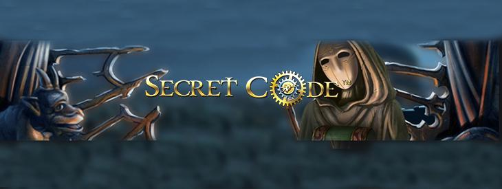 Secret Code slot review.