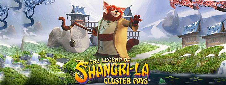 The legend of shangri la slot.