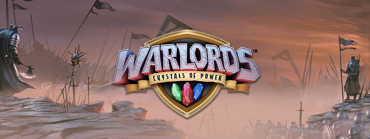 Warlords slot review.
