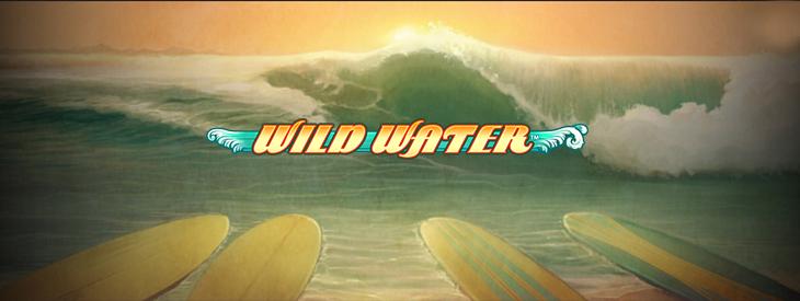 Wild Water slot game.