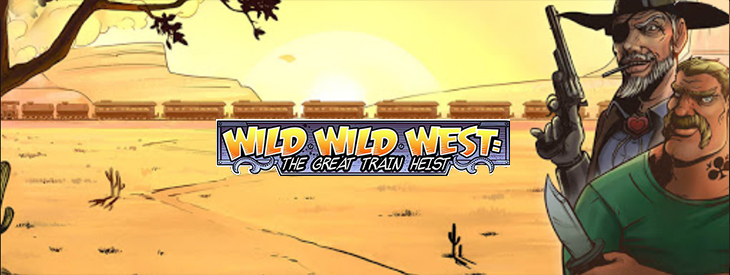Wild Wild West slot game.
