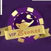 Desert NIght casino vip bronze.