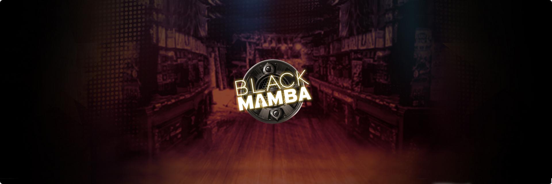 Black Mamba Slot Machine.