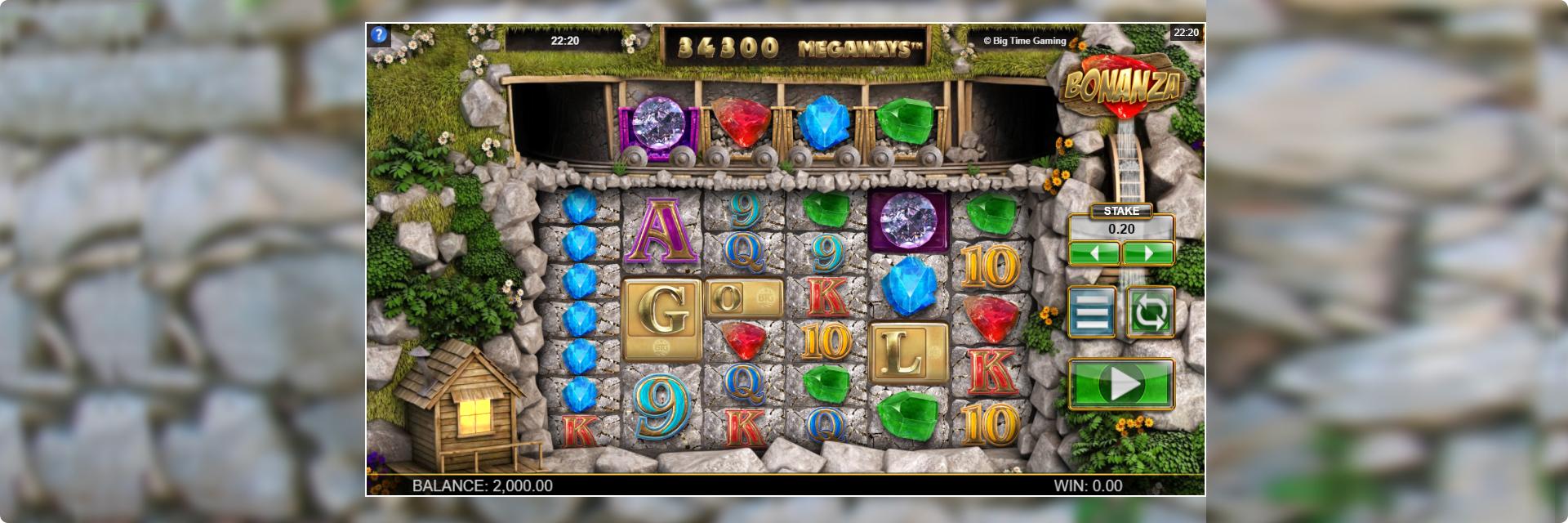 Bonanza Slot Game.