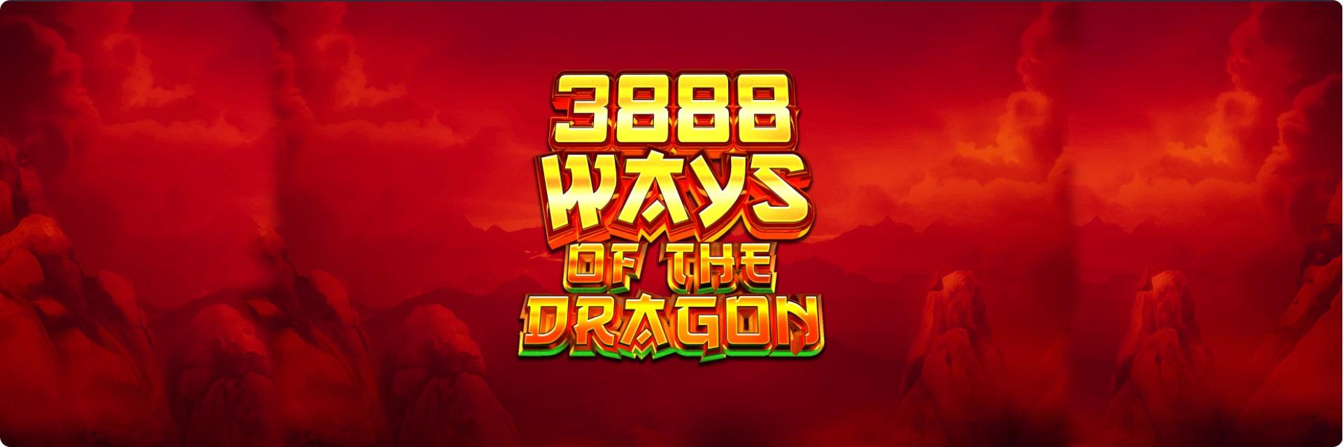3888 ways of the dragon asian slot.