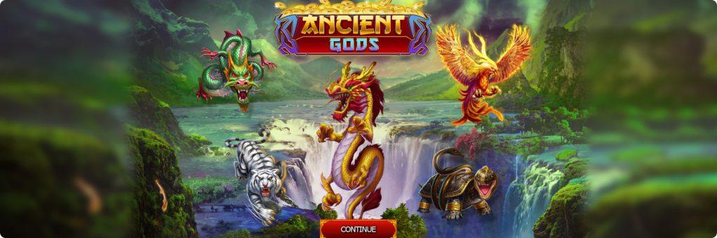 Ancient Gods slot machines.