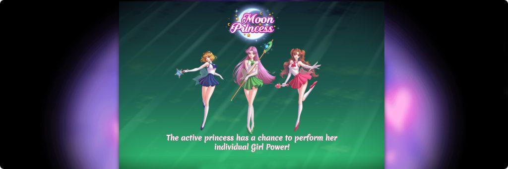 Moon princess slot machines.