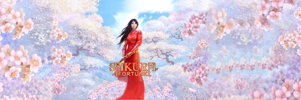 Sakura Fortune slot machines.