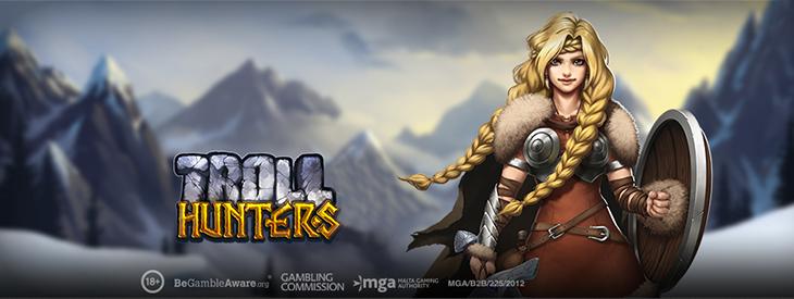 Troll Hunters slot game.