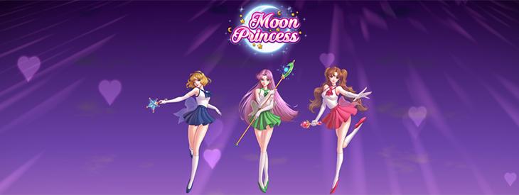 Moon princess slot machine.