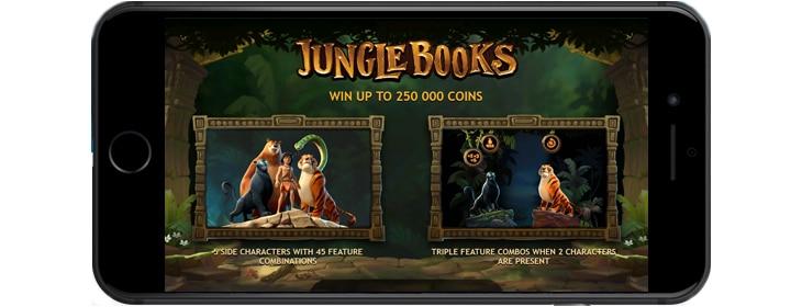 Jungle Books mobile game.